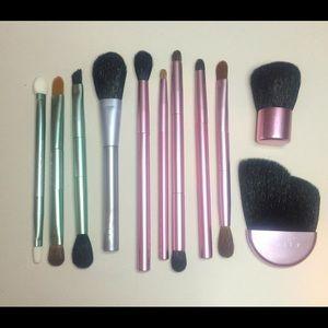 MALLY (10pc) Brush Set+Shadow Applicator *NEW*